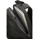 "SAMSONITE Notebook hátizsák, LAPTOP BACKPACK S 13""-14"" - GUARDIT, BLACK (55924)"