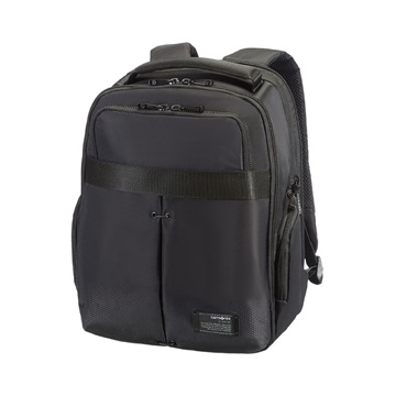"SAMSONITE Notebook hátizsák, LAPT. BACKP. 13""-14"" EXP - CITYVIBE, JET BLACK (59554)"