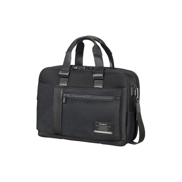 "SAMSONITE Notebook táska, BAILHANDLE 15.6"" EXP - OPENROAD, JET BLACK (77713)"