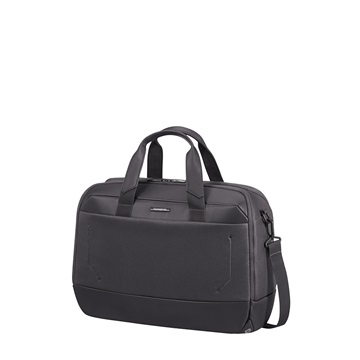 "SAMSONITE Notebook táska, BAILHANDLE 2 COMP 16"" - URBAN ARC, BASALT BLACK (63999)"