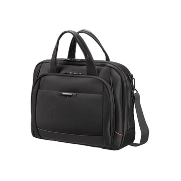"SAMSONITE Notebook táska, LAPT.BAILHANDLE M 16"" - PRO-DLX 4, BLACK (58980)"