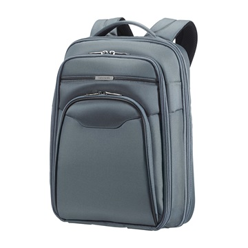 "SAMSONITE Notebook táska, LAPTOP  BACKPACK 14.1"" - DESKLITE, GREY (67775)"