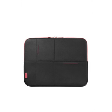 "SAMSONITE Notebook tok, LAPTOP SLEEVE 15.6"" - AIRGLOW SLEEVES, BLACK/RED (46123)"