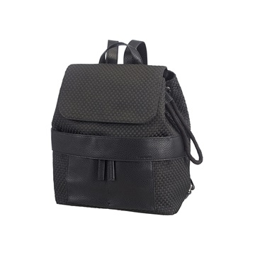 "SAMSONITE NŐI hátizsák, BACKPACK 10.1"" - WEAVE, BLACK (73718)"
