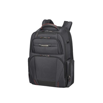 "SAMSONITE Notebook Hátizsák 106361-1041, LAPT.BACKPACK 17.3"" 3VEXP (BLACK) -PRO-DLX 5"