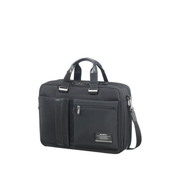 "SAMSONITE Notebook táska/hátizsák 108382-1465, 3WAY BAG 15.6"" EXP (JET BLACK) -OPENROAD"