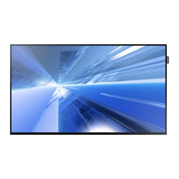 "SAMSUNG FHD D-LED BLU Monitor 55"", DC55E, 1920x1080, 60 Hz, 450cd, 6 ms, 5000:1, D-SUB, DVI-D, HDMI, DP1.2, RS232C, RJ45"
