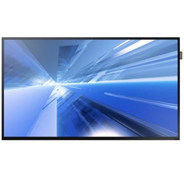 "SAMSUNG FHD LED Monitor 40"", DH40E, 1920x1080, 60 Hz, 700cd, 8 ms, 5000:1, D-SUB, DVI-D, HDMI, DP1.2, RS232C, RJ45"