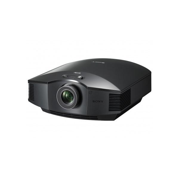 SONY Házimozi Projektor VPL-HW65/B, Full HD 3D(1920 x 1080), 1800 ANSI Lumen, 120 000:1, HDMI