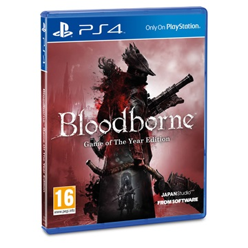 SONY PS4 Játék Bloodborne Game of the Year Edition