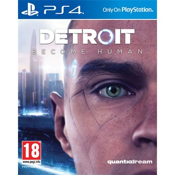SONY PS4 Játék Detroit Become Human