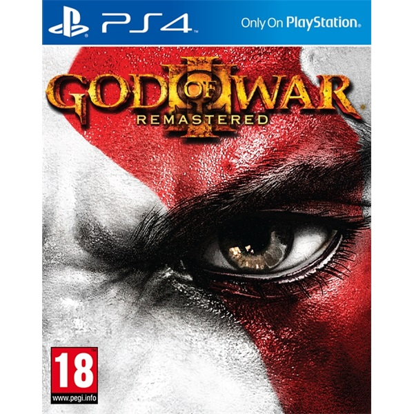 SONY PS4 Játék God of War 3 Remastered