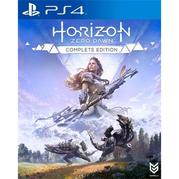 SONY PS4 Játék Horizon Zero Dawn Complete Edition