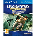 SONY PS4 Játék Uncharted 1 Drakes Fortune