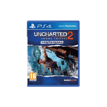 SONY PS4 Játék Uncharted 2 Among Thieves