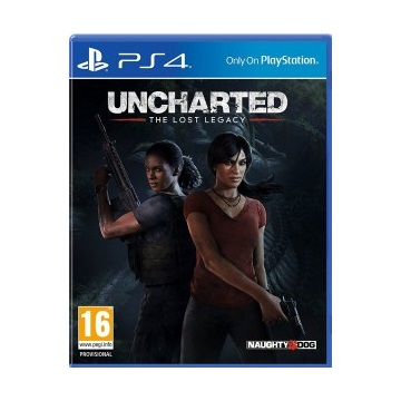 SONY PS4 Játék Uncharted The Lost Legacy