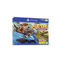 SONY PS4 Konzol 1TB + Crash Team Racing + 2x Dualshock 4
