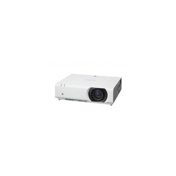 SONY Projektor VPL-CX235, XGA (1024 x 768), 4100 ANSI Lumen, 3100:1, RS232, HDMI, USB, RJ45, opcionális wireless