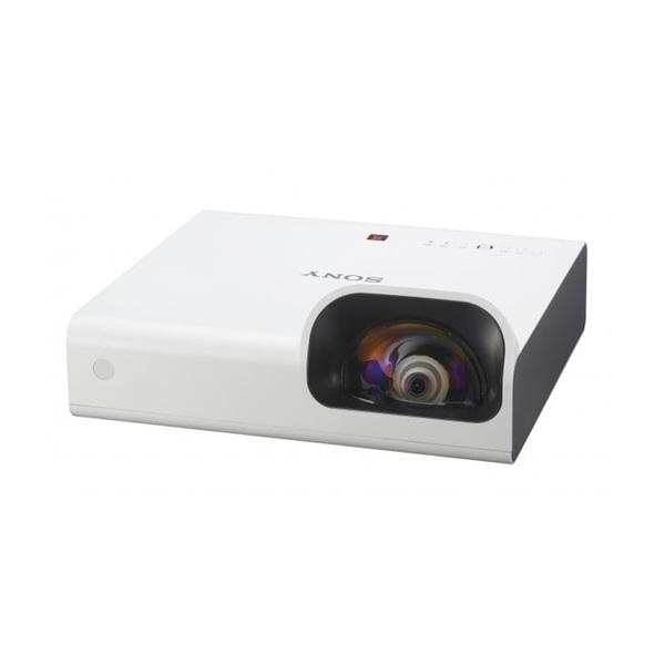 SONY Projektor VPL-SW225 rövid vetítési távolságú projektor, 3LCD WXGA (1280 X 800), 2600 ANSI Lumen, 30000:1, HDMI, RGB