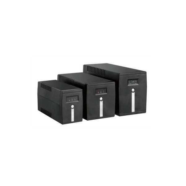 SPS PRO 1000VA line-interaktiv UPS LED szoftverrel