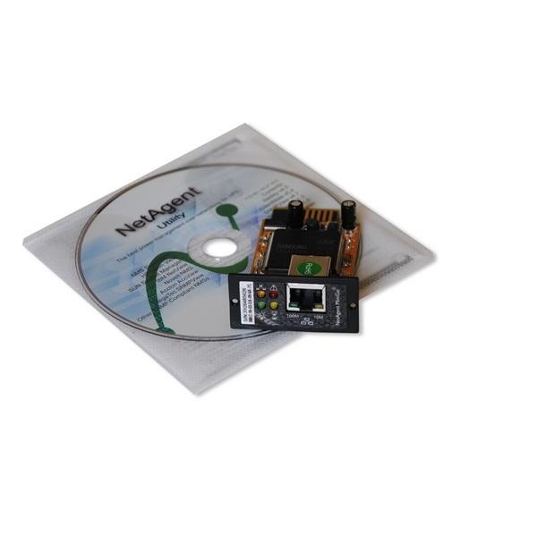 SPS hálózati SNMP kártya