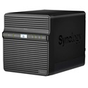 SYNOLOGY NAS Storage 4 Fiókos DS416j 2x1,3Ghz, 1Gb RAM, 1x 10/100/1000, 1x USB 3.0, 1x USB 2.0
