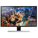 "Samsung TN panel LED UHD Monitor 28"" (71 cm) U28E590D, 3840x2160, Mega DCR 1000:1, 370cd, 1ms, 16:9, Display port, HDMI"