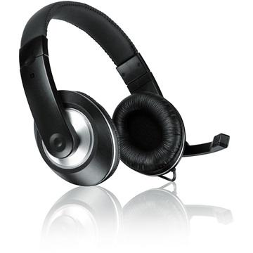 Speedlink SL-8727-BK-01 THEBE CS mikrofonos fejhallgató 204e92de00