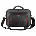 "TARGUS Notebook táska CN414EU, Classic 13-14.3"" Clamshell Case - Black/Red"