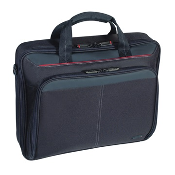 "TARGUS Notebook táska CN31, Classic 15-16"" Clamshell Case - Black"