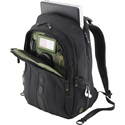 "TARGUS Notebook hátizsák TBB013EU, EcoSpruce™ 15.6"" Backpack - Black"