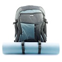 "TARGUS Notebook hátizsák TCB001EU, Atmosphere 17-18"" XL Laptop Backpack - Black/Blue"