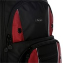 "TARGUS Notebook hátizsák TSB23803EU, Drifter 16"" Laptop Backpack - Black/Red"