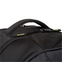 "TARGUS Notebook hátizsák TSB943EU, Work + Play Rackets 15.6"" Laptop Backpack - Black/Yellow"