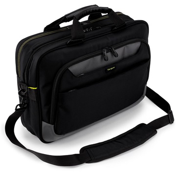 "TARGUS Notebook táska TCG455EU, CityGear 14"" Topload Laptop Case - Black"