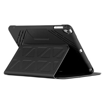 "TARGUS Tablet tok THZ635GL, 3D Protection 9.7"" iPad Pro, iPad Air 2, iPad Air Case - Black"