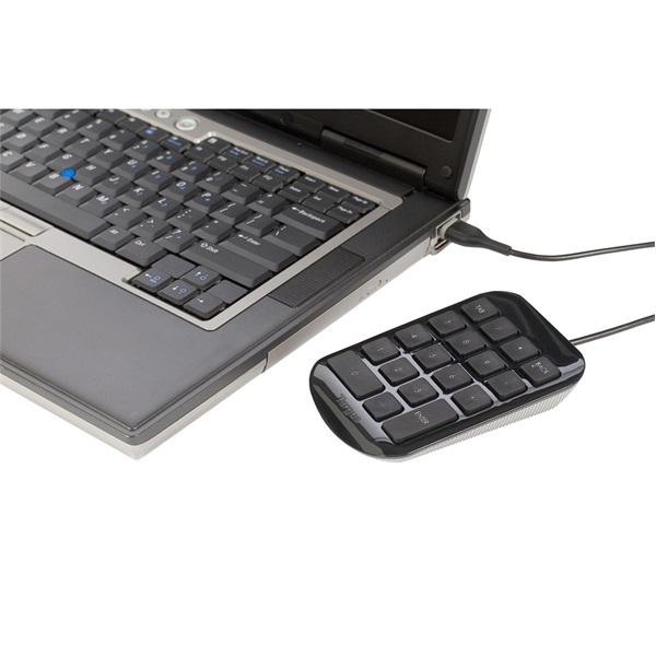 TARGUS Vezetékes numerikus billentyűzet AKP10EU, Numeric Keypad