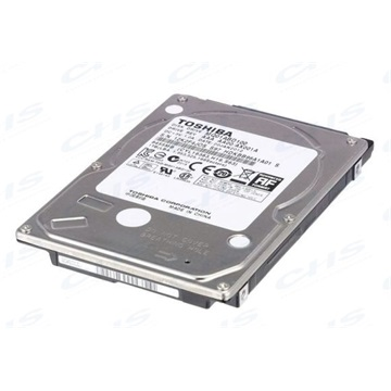 "TOSHIBA 2.5"" HDD SATA 500GB 5400rpm 8MB Cache"