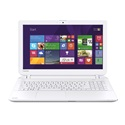 "TOSHIBA Satellite L50-B-1VU, 15.6"" HD, Intel Pentium N3540, 4GB, 1000GB, Intel HD Graphics, DVD, No OS, Fehér"