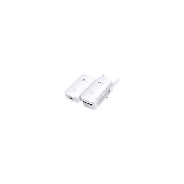TP-LINK Powerline AV1200 3x1000Mbps + Wireless Dual-Band AC1350, WPA8630 KIT
