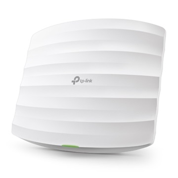 TP-LINK Wireless Access Point Dual Band AC1750 Mennyeztre rögzíthető, EAP265 HD