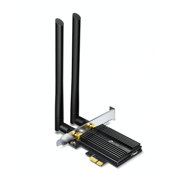 TP-LINK Wireless Adapter PCI-Express Dual Band AX3000, Archer TX50E