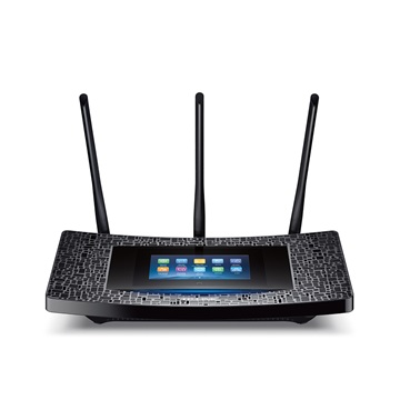 TP-LINK Wireless Dual-Band 1.9Gbps Router 1xWAN(1000Mbps) + 4xLAN(1000Mbps) + 1xUSB Touch P5