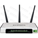 TP-LINK Wireless N Router 300Mbps MIMO TL-WR941ND 1x WAN (100Mbps) + 4x LAN (100Mbps)