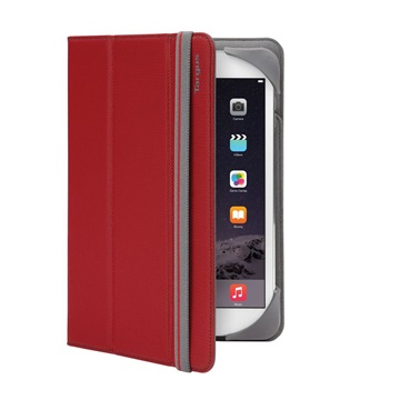 "TARGUS Tablet tok THZ58903EU, Fit N' Grip Universal Case for 7-8"" Tablets - Red"