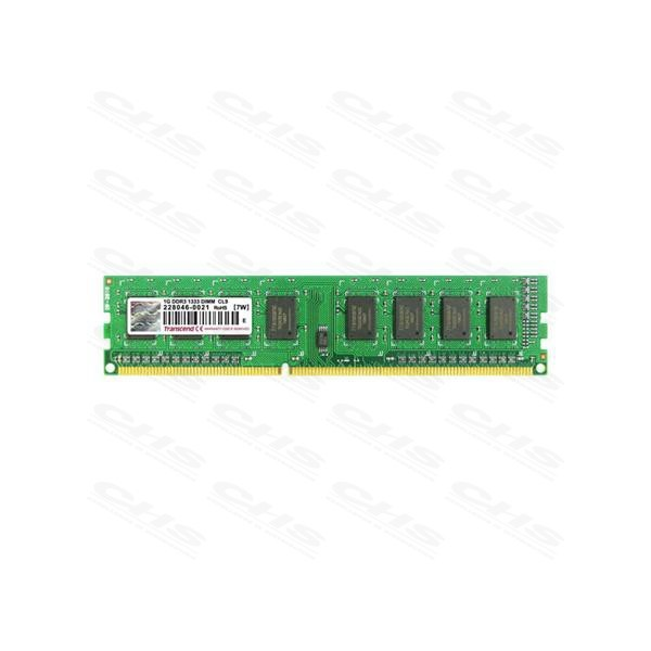 Transcend Memória DDR3 4GB 1600MHz single rank