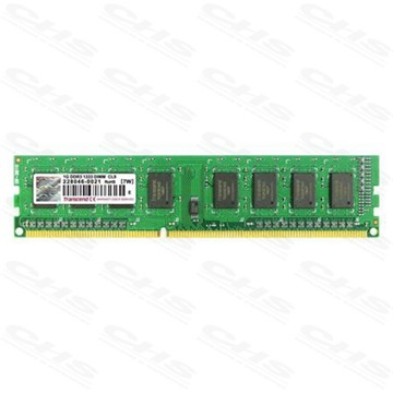 Transcend Memória DDR3 8GB 1333MHz CL9 dual rank ECC Registered