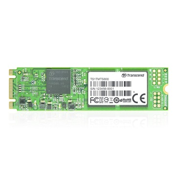 Transcend SSD M.2 SATA III 1TB Solid State Disk MTS800 2280