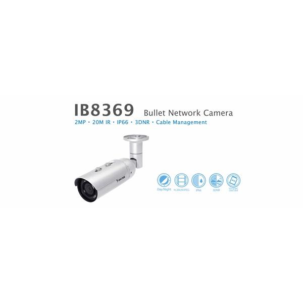 Vivotek IP Bullet Kamera IB8369 Kültéri
