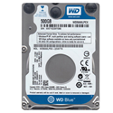 "WESTERN DIGITAL 2.5"" HDD SATA III 500GB 5400rpm 8MB Cache SCORPIO Blue"